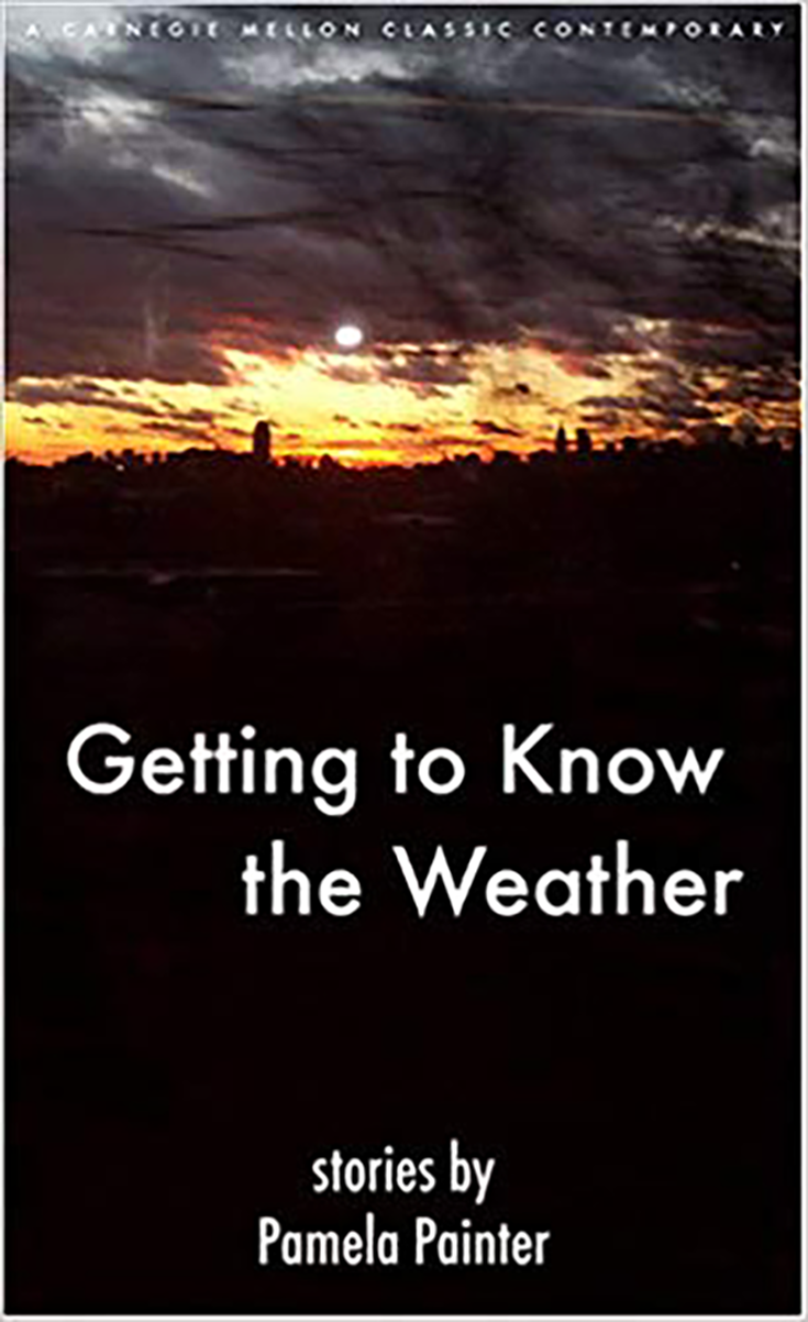 Getting to Know the Weather book jacket